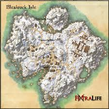treasure map bleakrock isle treasure maps elder scrolls wiki