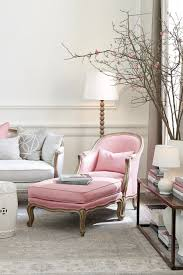 the hottest color trends for 2017 pink chairs interiors and