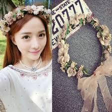 flower hairband wedding flower hair bands ebay
