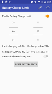better battery stats apk on battery charge limit for rooted devices keeps your