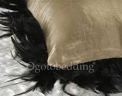Clearance Decorative Pillows Simple Gold Feather Clearance Decorative Pillows On Sale