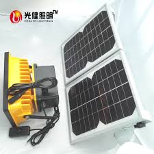 how to charge solar lights indoor aliexpress com buy 20w led solar cing light switch dimming ip65