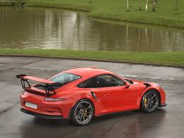 orange porsche 911 gt3 rs stock tom hartley jnr