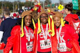 atlanta thanksgiving day half marathon 5k