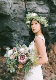 wedding flowers oahu dillingham ranch bohemian wedding dress eco couture collection