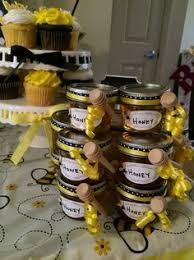 bumble bee party favors what will it bee gender reveal party mini honey jar favors