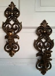 Country Candle Wall Sconces 8 Best Candle Sconces Images On Pinterest Candle Wall Sconces