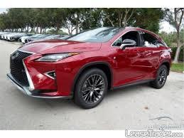 a lexus suv 2017 lexus rx 350 lease westlake california 319 00