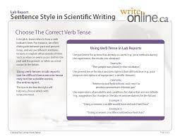 write online lab report writing guide resources