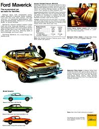 1974 maverick specs colors facts history and performance