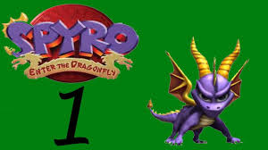 let u0027s play spyro the dragon enter the dragonfly part 1 let the
