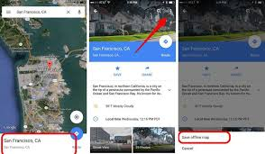 android offline maps how to use maps offline mode on ios android cnet