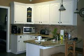 easy way to refinish kitchen cabinets full image for easy way to