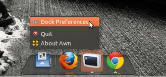 Awn Applets How To Add A Start Menu With The Unity Interface On Ubuntu 11 10 12 04