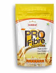 samrat pro fibre u2013 high fiber diet food products by parakh group