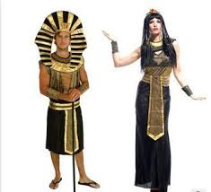 the holloween theme costume apparel pharaoh
