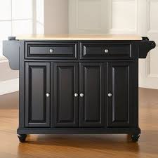 crosley furniture kitchen island crosley furniture cambridge wood top kitchen island