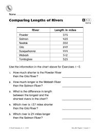 enrichment worksheets worksheets