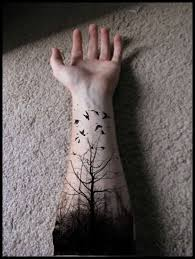 black tree tattoos for tattoomagz