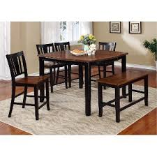 Dining Bench Table Set Counter Height Dining Sets Dining Room Rc Willey