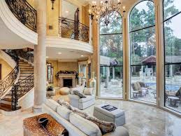 mediterranean spanish style homes interior stairs decor luxury