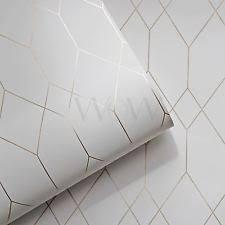 geometric wallpaper rolls u0026 sheets ebay
