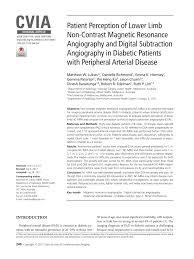 Sho Nr Kur patient perception of lower limb pdf available