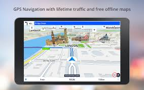 gps navigation drive with voice maps u0026 traffic apk download