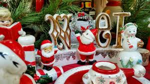 Vintage Christmas Decorations For Sale Vintage Santas And Christmas Items For Sale