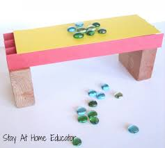 build and test in bridges theme in preschool