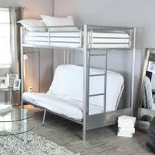 Metal Futon Bunk Beds Bunk Bed With Futon Futon Bunk Bed With Mattress Metal Bunk