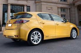 lexus yellow used 2013 lexus ct 200h for sale pricing u0026 features edmunds
