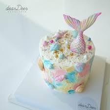 mermaid cakes enchanting mermaid cake is a tasty riff on the sea