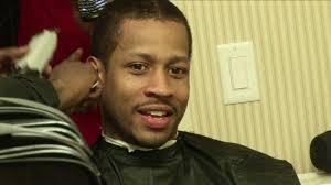 detroit short hair allen iverson cutting his hair youtube