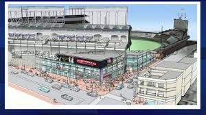wrigley renovation plans could get final ok this week wgn tv