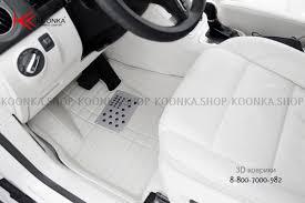 nissan murano 2016 white автомобильные 3d коврики в салон nissan murano 2016 2017