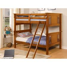 Mission Style Bedroom Furniture Sets Tyler Contemporary Bunk Bed Multiple Colors Sizes By Furniture