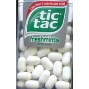 tic tac tic tac freshmints big pack calories nutrition analysis more
