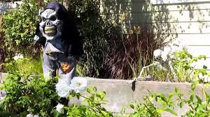 Decorating Your House For Halloween by Halloween Decoration Ideas For Your House Yard Youtube