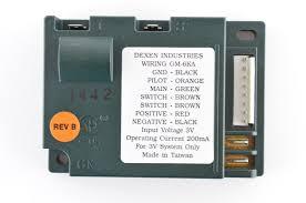 dexen electronic ignition control module fire parts com