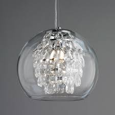 mini pendant lighting for kitchen using swarovski teardrop