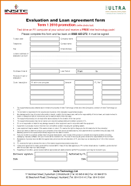 free loan agreement template microsoft word free loan agreement