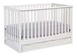 Fixed Side Convertible Crib Stork Craft Hillcrest Fixed Side Convertible Crib