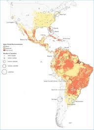 map of usa zika anticipating the international spread of zika virus from brazil