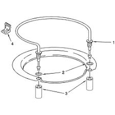 Whirlpool Dishwasher Clean Light Blinking Whirlpool Undercounter Dishwasher Parts Model Gu2548xtps3