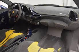 Ferrari 458 Manual - 2015 ferrari 458 speciale stock 4370 for sale near greenwich ct