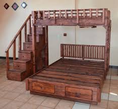 Plans Bunk Beds With Stairs by Bedroom Best Bunk Beds With Stairs 551254927201746 Best Bunk