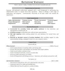 sample summary for resume resume core qualifications examples free resume example and summary of qualifications sample resume for administrative inside summary of qualifications sample resume for administrative assistant