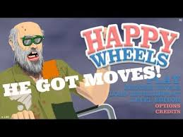 happy wheels hacked full version all 25 characters old man got moves happy wheels youtube