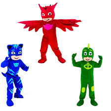 aliexpress buy 2017 mascot costumes parade pj masks